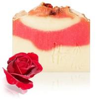 Rózsás shea szappan