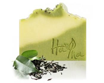 Zöld teás szappan