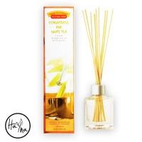 Pálcás illatosító – citromfű és fehér tea