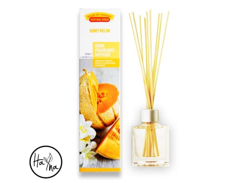Pálcás illatosító - mézharmat dinnye