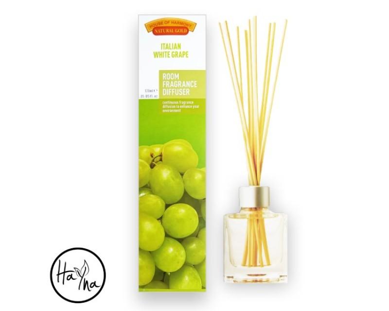 Pálcás illatosító - olasz fehér szőlő