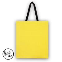 Vászontáska - sárga